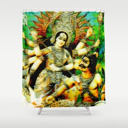 Parvati Shower Curtain