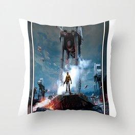 Battlefront AT-AT Throw Pillow