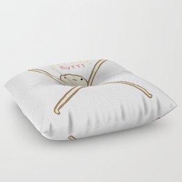 Honest Blob - Butts Floor Pillow