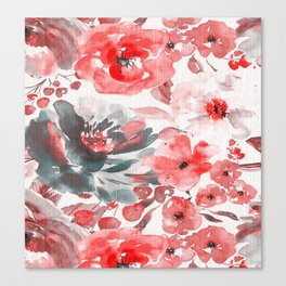 FLORAL PATTERN32 Canvas Print