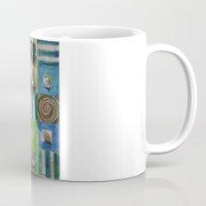 Shell and stripes Mug