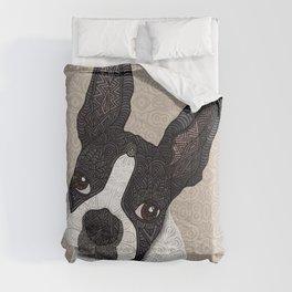Boston Terrier 2015 Comforters