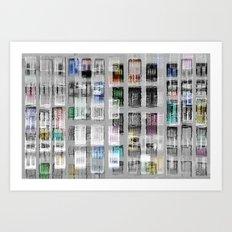 Amsterdam 36 Art Print