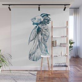 A Fish Tale Wall Mural