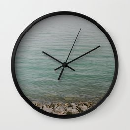 Shores of the Sea of Galilee / Holy Land Fine Art Photography Wall Clock