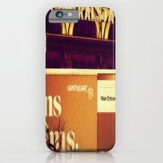 Outside the Central Station iPhone 6s Slim Case