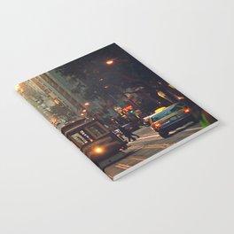 Cable car - San Francisco, CA Notebook