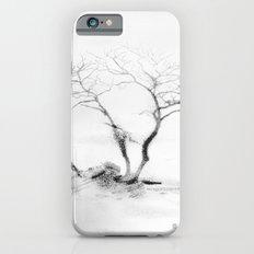 Scots Pine, Gray Slim Case iPhone 6s