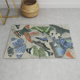The Butterfly Song Rug