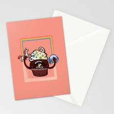 Food Series - Cupcake Stationery Cards