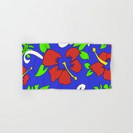 Hibiscus Hand & Bath Towel