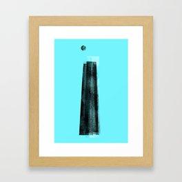 Jacobs' Ladder Framed Art Print