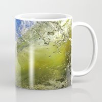 surf Mugs featuring Surf by Nicklas Gustafsson