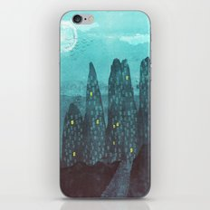 To The City iPhone Skin
