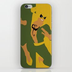 Iron Fist iPhone & iPod Skin