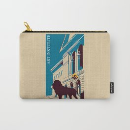 Art Institute Chicago Carry-All Pouch