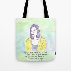 April Ludgate Tote Bag