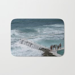 Bondi Waves Bath Mat