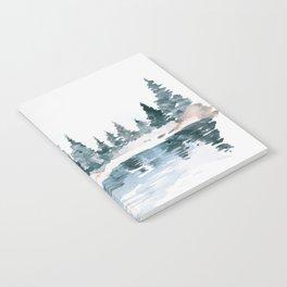 Mountain River Notebook