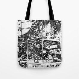 L A B  Tote Bag