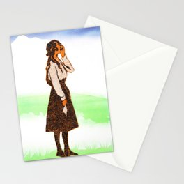 no signal Stationery Cards