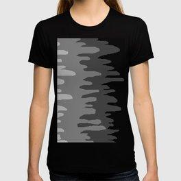 Splash of colour (gray) T-shirt