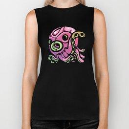 Pink Gorilla X Enfu Octopus Mech Biker Tank