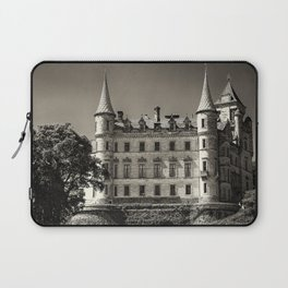 Dunrobin Castle Scotland Laptop Sleeve