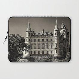 Dunrobin Castle Scotland Laptop Sleeve