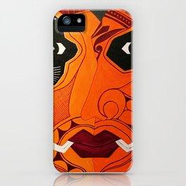 Theyyam iPhone Case