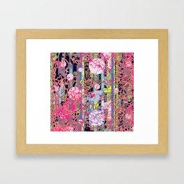 Araignée Framed Art Print