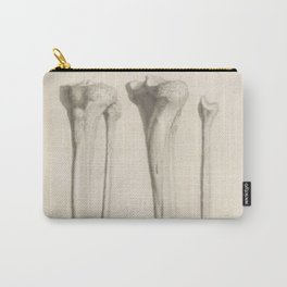 Anatomical Bones Carry-All Pouch