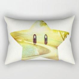 Super Star - Kart Art Rectangular Pillow