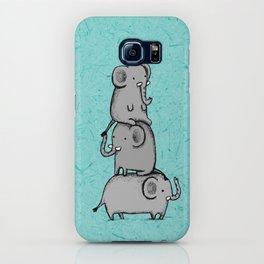 Elephant Totem iPhone Case