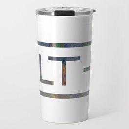 Alt-J Travel Mug