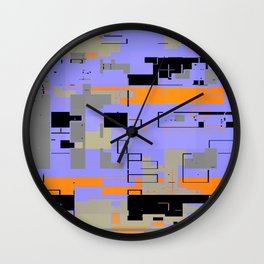 where it is Wall Clock