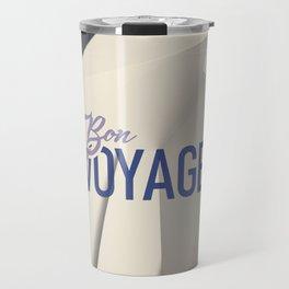 Bon Voyage Travel Mug