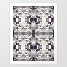 50 Shades Tribal Art Print