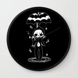 ▴ black lagoon ▴ Wall Clock