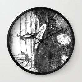WormBoy Wall Clock