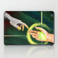 "dragon age inquisition iPad Cases featuring Dragon Age Inquisition - Hope by Barbara ""Yuhime"" Wyrowińska"