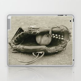 First Love 3 in Sepia Laptop & iPad Skin