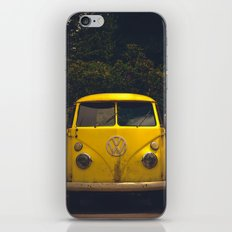 Adventuremobile iPhone & iPod Skin