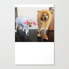 zoey and lainey costumes Canvas Print
