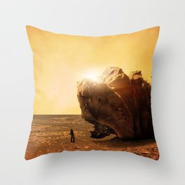 Shai-Hulud Throw Pillow
