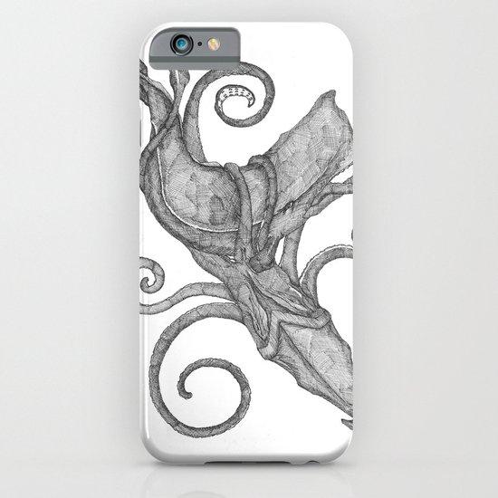 Whale Vs. Squid iPhone & iPod Case