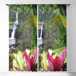 Umauma Falls Blackout Curtain