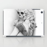 lucy iPad Cases featuring LUCY by ozgurozcelik