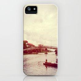 TALADTANA BRIDGE iPhone Case