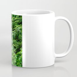 Reaching from the forest Coffee Mug